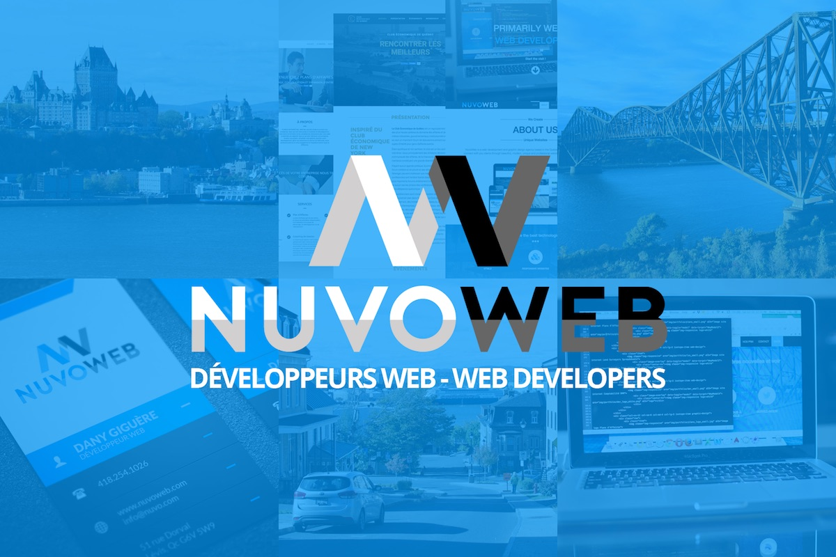 NuvoWeb promotionnal image